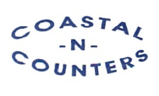 Logo for Coastal N Counters Mashpee, Mass