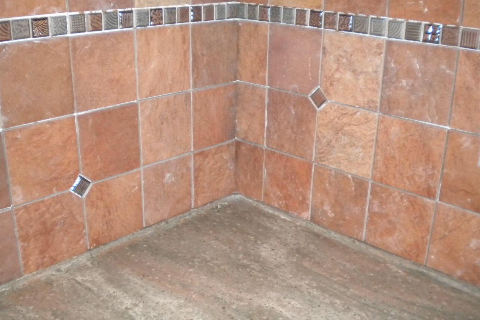 Tiling and stone flooring work by Handyman Hotline guys