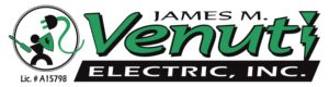 Venuti Electric logo
