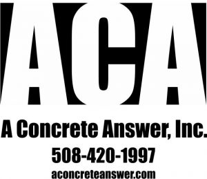 Logo for A Concrete Answer, Inc